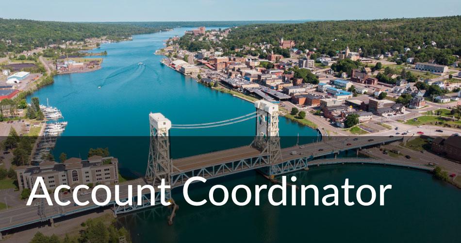 We're hiring an Account Coordinator